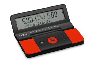 Philos 4690 - Schachuhr DGT Reise 960, digital - 1