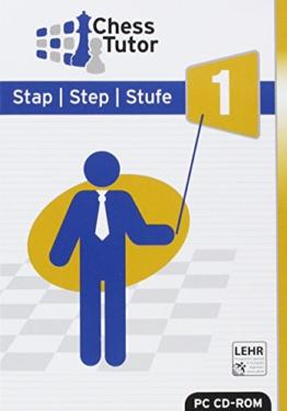 Chess Tutor Stufe 1 (Stappenmethode) -