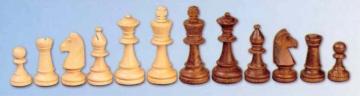 ChessEbook Schachfiguren aus Holz Staunton Nr 5 -