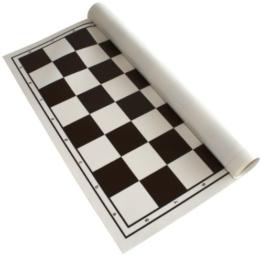 Weiblespiele 02012 - Schachplan rollbar, 50 x 50 cm -