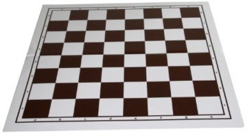 Weiblespiele 02022 – Schachplan faltbar, 52 x 52 cm - 1