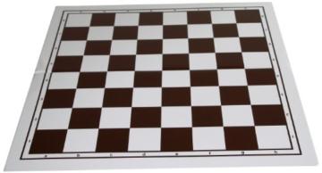 Weiblespiele 02022 - Schachplan faltbar, 52 x 52 cm -
